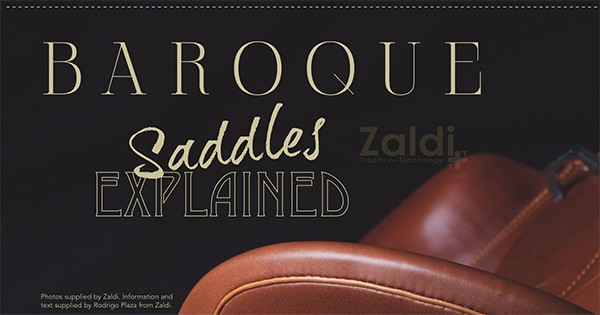 Baroque Saddles Explained