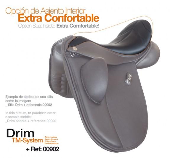 00902 Comfort Seat