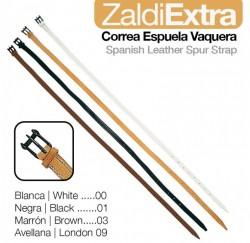01027060- Zaldi Spanish spur straps