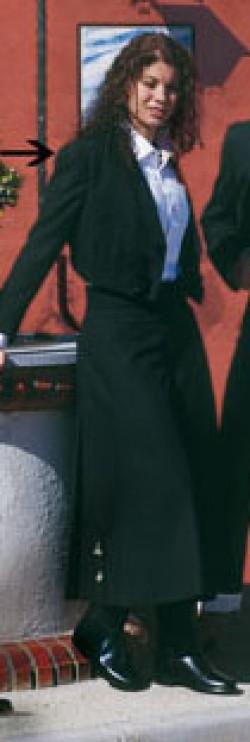 Ladies Spanish Split skirt and bolero