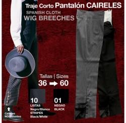 21008073 Wig/Paseo Breeches