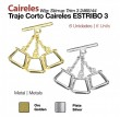 2100816  Caireles- Stirrups-3