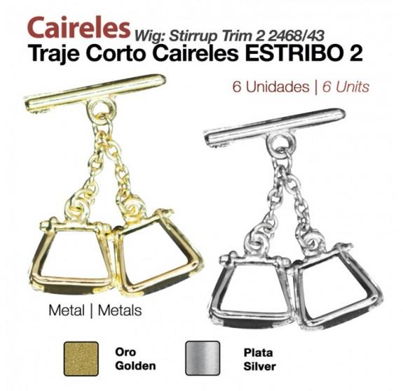 2100818  Caireles- Stirrups-2