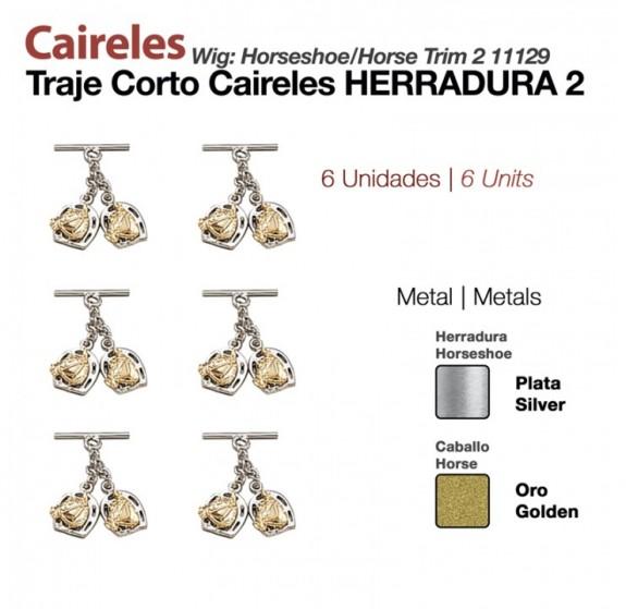 2100825  Caireles- Horsehead/stirrup-2