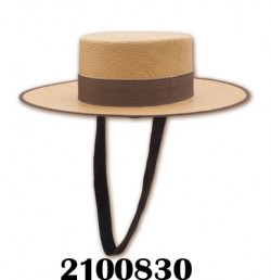 210083054 Straw Cordoba Hat