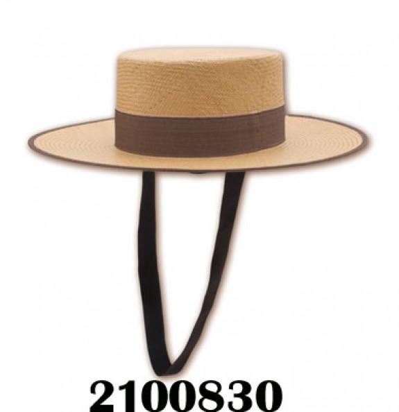 210083054 Straw Cordoba Hat