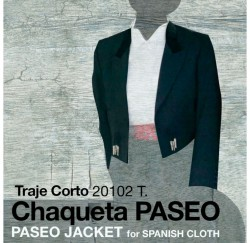 2100842 Spanish Ladies Pasceo Jacket