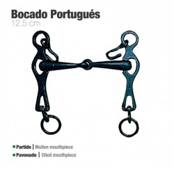 210131311251 Oiled Portuguese Jointed  Mouth