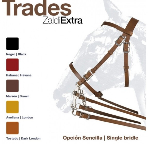21019165 New Trades  Bridle