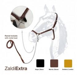 2101985 Zaldi Extra Presentation Halter