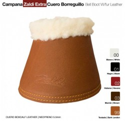 21021390 Zaldi Leather Bell Boots