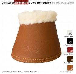 21021390 Zaldi Leather Bell Boots