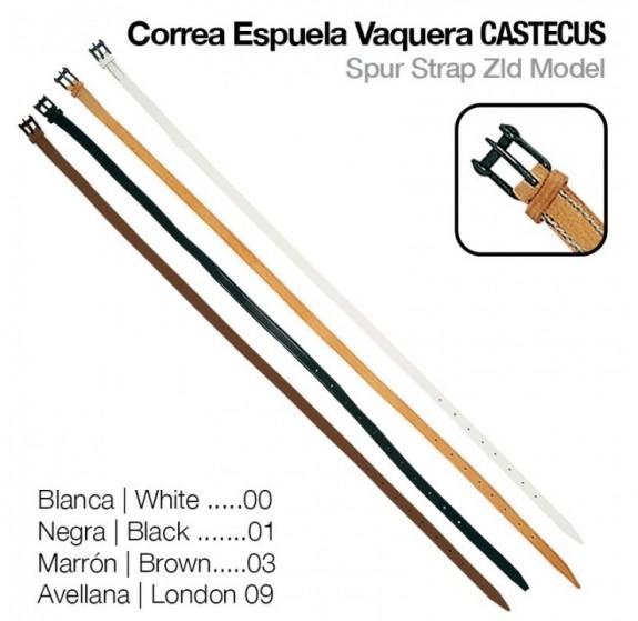 2102750 Castecus Spanish spur straps