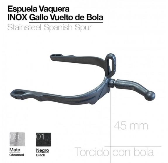 21038780 Spanish spurs