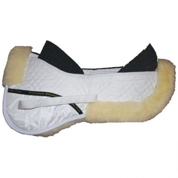 Haf pad with shims