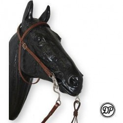 SF 05 Soft Feel Western Bridle (without reins)