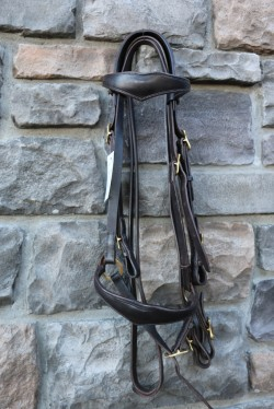 2035 German Mixed Bridle