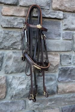 2031 Portuguese Double Bridle
