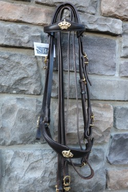 2023 German Crown Bridle