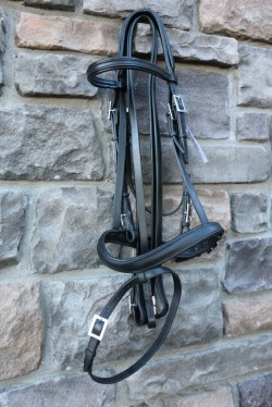 0605 Mixed English Bridle