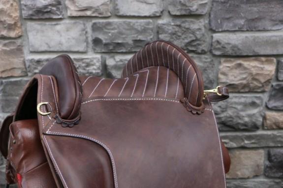 Valencia Spezial Waxed leather