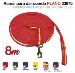 21091040 Spanish Flag 8m lunge