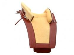 0042 Portuguese Half saddle