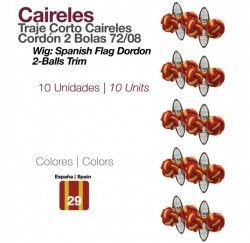 2100845 Caireles- Spanish Flag