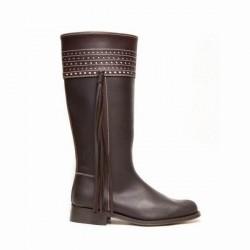 50500320 Valverde del camino cartujuana leather boot