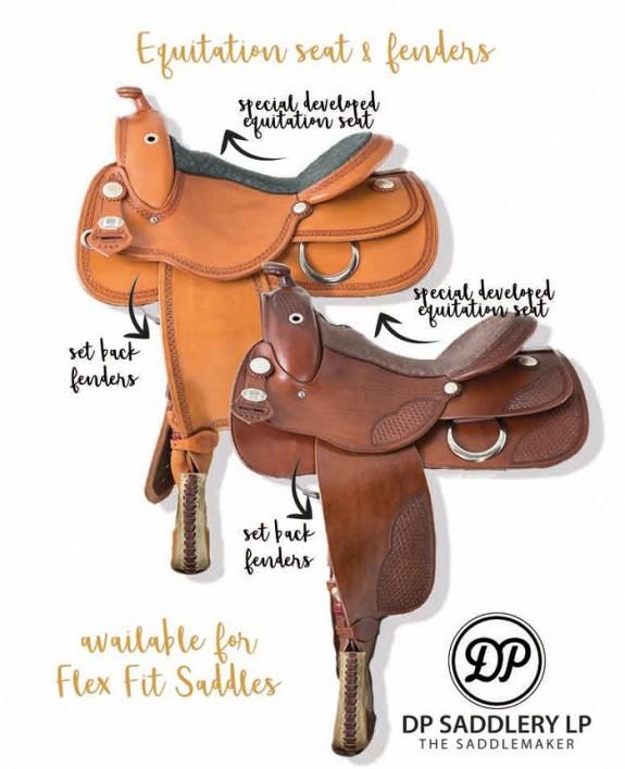Western Dressage Seat Option