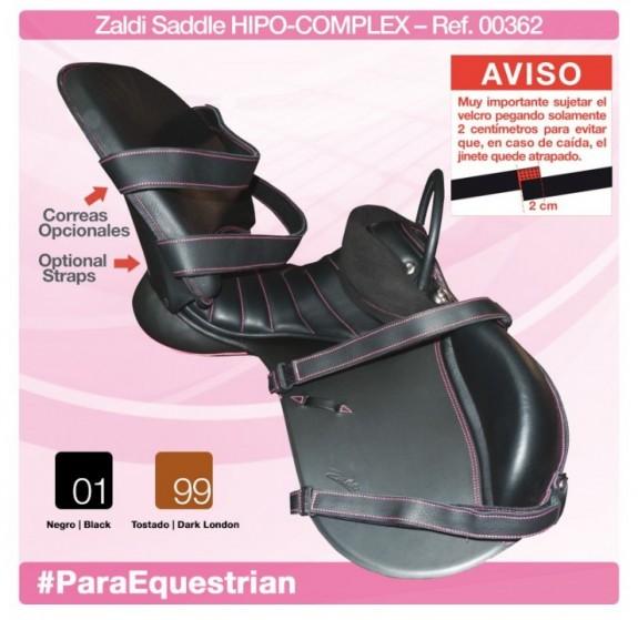 00362 Complex Para saddle