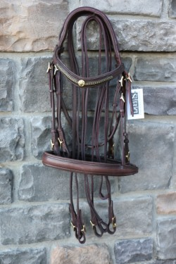3031 UBI Double bridle