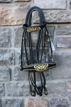 3032 Crafted Mixed Bridle